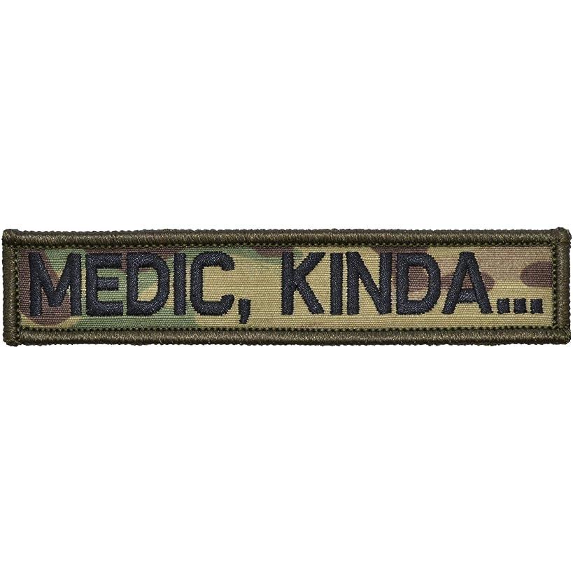 Medic, Kinda. - 1x5 Patch - Multicam