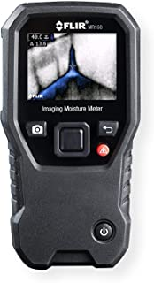 FLIR MR160 - Thermal Imaging Moisture Meter -  with IGM (Infrared Guided Measurement), Pin and Pinless