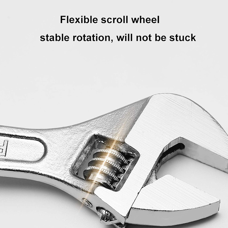 SXET Adjustable Spanner Tool Adjustable End Spanner Multifunctional Hardware