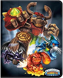 """Skylanders Giants 7"""" Universal Tablet CASE, FITS Kindle FIRE & Samsung Galaxy 7"""", Folds UP INTO A Stand."""