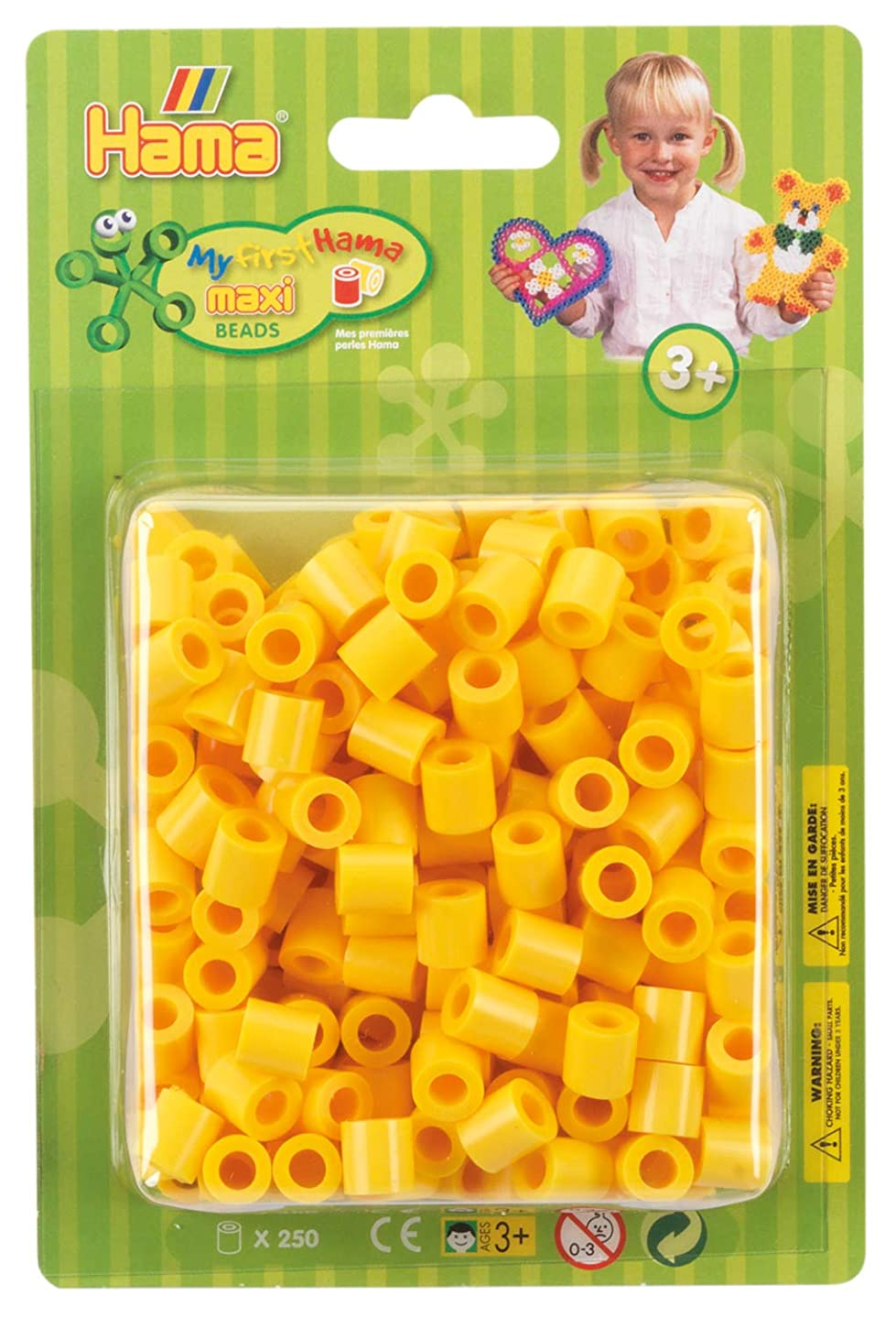 Hama 8503 Iron Beads Yellow