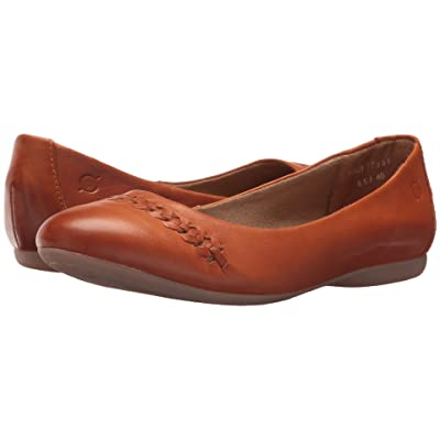 Born Madeleine (Mango Full Grain Leather) Women