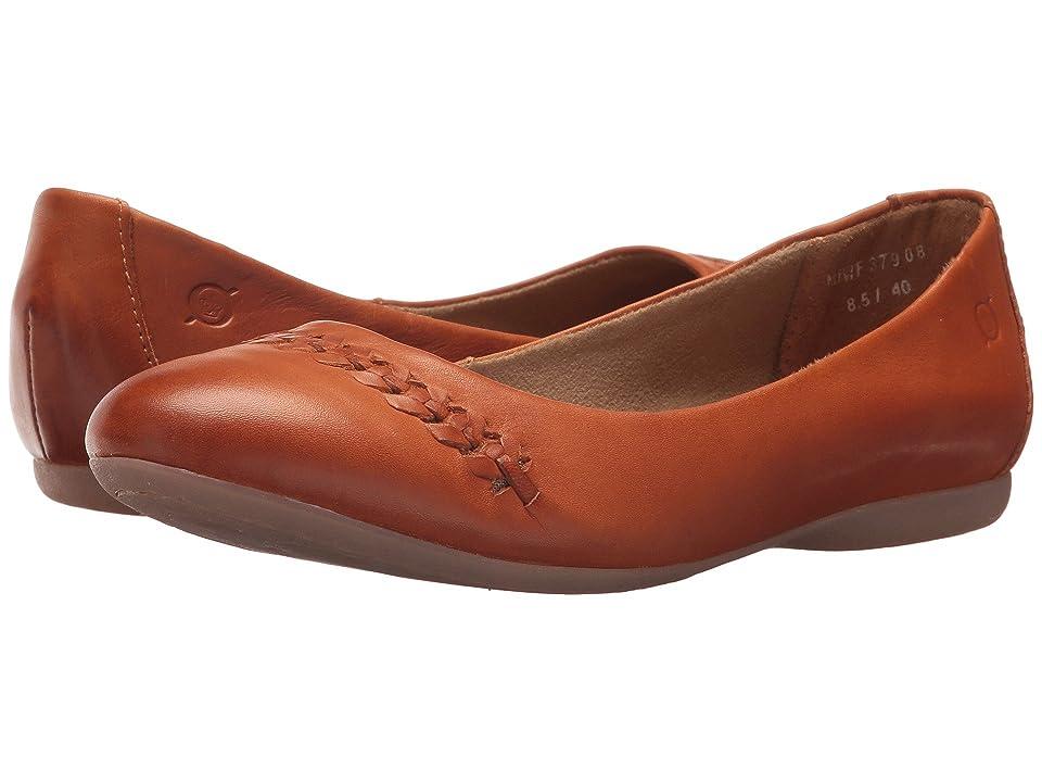 5c823f87238004 Born Madeleine (Mango Full Grain Leather) Women