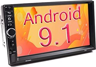 Binize 7 Inch Double Din Android Car Stereo, in-Dash Multimedia Player with GPS Navigation,FM,Bluetooth,WiFi,USB/TF/AUX In... photo
