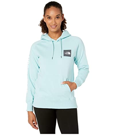 The North Face Brand Proud Pullover Hoodie (Windmill Blue) Women