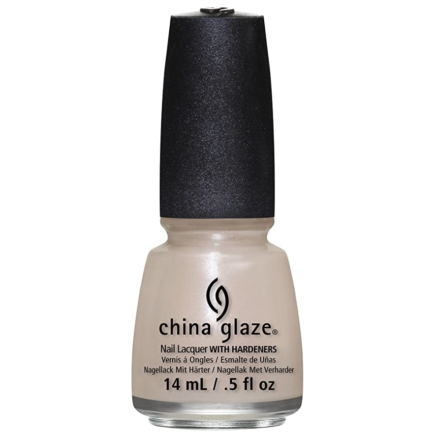 西滅多化学薬品CHINA GLAZE Nail Lacquer - Art City Flourish - Don't Honk Your Thorn (並行輸入品)