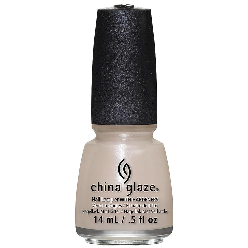 人類駐地最大CHINA GLAZE Nail Lacquer - Art City Flourish - Don't Honk Your Thorn (並行輸入品)