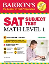 SAT Subject Test: Math Level 1 with Online Tests PDF