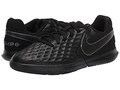 Nike Kids Jr Legend 8 Club IC Soccer (Toddler/Little Kid/Big Kid) (Black/Black) Kids Shoes