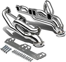 DNA Motoring HDS-DR96V8 Stainless Steel Exhaust Header Manifold