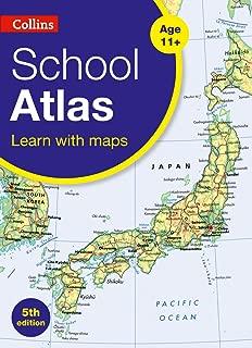 Collins School Atlas (Collins Primary Atlases)