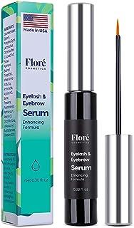 Eyelash Growth Serum ShineMore, Natural Eyelash & Eyebrow Enhancer, Cruelty Free for Longer, Thicker Eyelash, Safe for All...