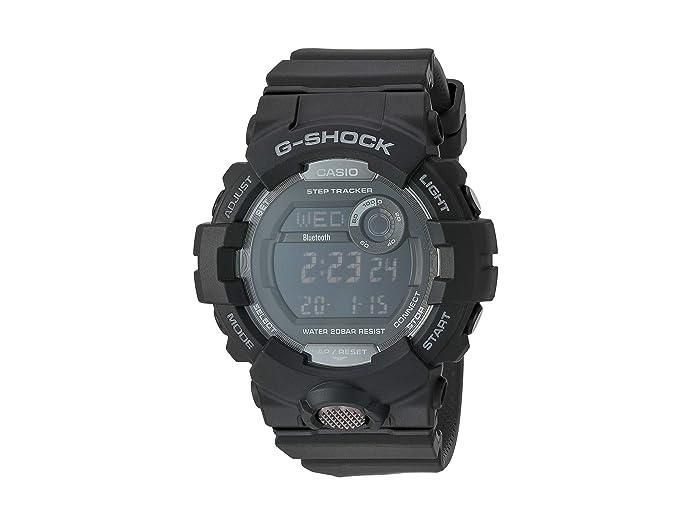 G-Shock  GBD-800-1BCR (Black) Watches