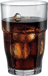 Bormioli Rocco 21.75 oz. Rock Bar Stackable Super Cooler Glass, Set of 6