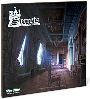 Bezier Games Castles of Mad King Ludwig Secrets