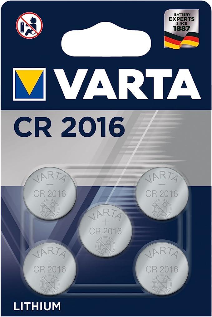 Varta pilas de botón cr2016 cr2025 cr2032 dl2016 dl2025 dl2032 lr54 v10ga las baterías