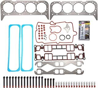 ECCPP Engine Cylinder Head Gasket Bolts Set fit 96-02 AM General Hummer for Cadillac Escalade for Chevrolet GMC Workhorse ...