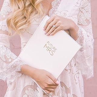 $29 » Wedding Planner & Journal Organizer - Hardcover Keepsake - Engagement Gift Set for Bride to Be and Bridal Shower - Groom a...
