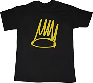 Born Sinner Crown T Shirt Tee Tour 4 Your Eyez Only KOD 2014 Forest Hills Drive