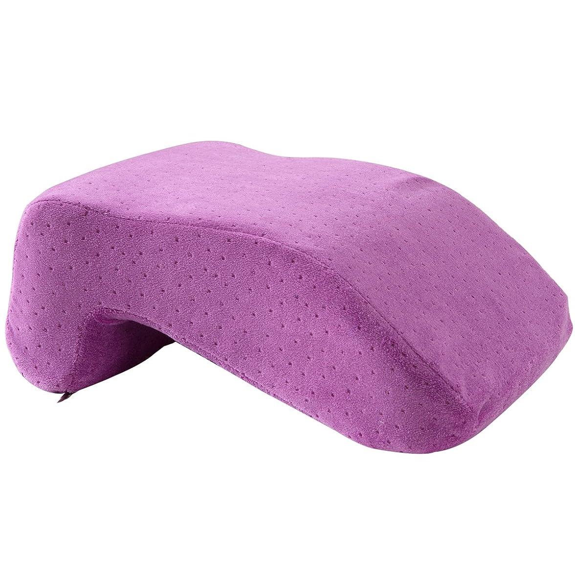 満たすハイブリッドサークルYUNCLOS お昼寝枕 まくら クッション 低反発 快適 洗濯可能 多機能 オフィス枕 デスク枕 携帯枕