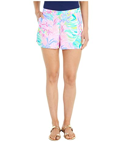 Lilly Pulitzer Ocean View Shorts (Multi It Was All A Dream) Women