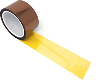 APT, (2'' x 36 Yds (108FT)), 1 mil Thick Polyimide Adhesive Tape, high Temperature and Heat Tape, for Masking, Soldering, Electrical, 3D Printer Application.(2 Inch)