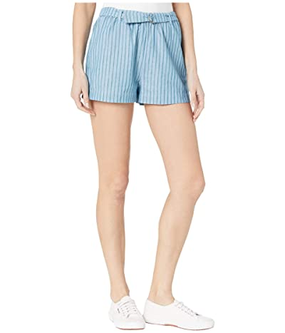 RVCA Juno (Green Stripe) Women