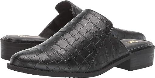 Black V-Croco