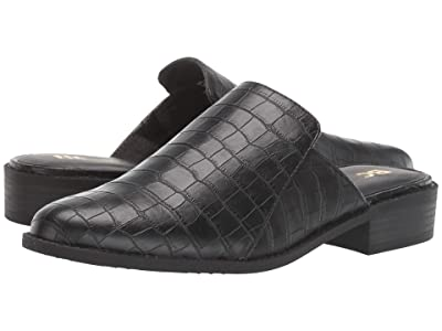 Seychelles BC Footwear by Seychelles Look At Me (Black V-Croco) Women