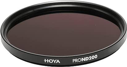 Hoya PRO-ND 58mm 200x Neutral Density Filter, 7 2/3 Stops (2.1)
