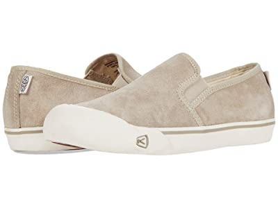 KEEN Coronado III Slip-On (Dove Grey Suede) Men