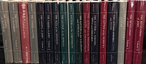 The Daily Study Bible Series (17 Volume Set)