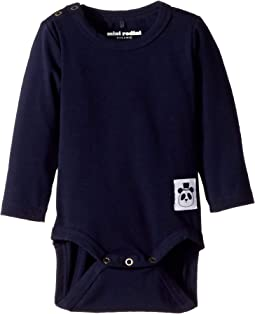 Basic Long Sleeve Bodysuit (Infant)