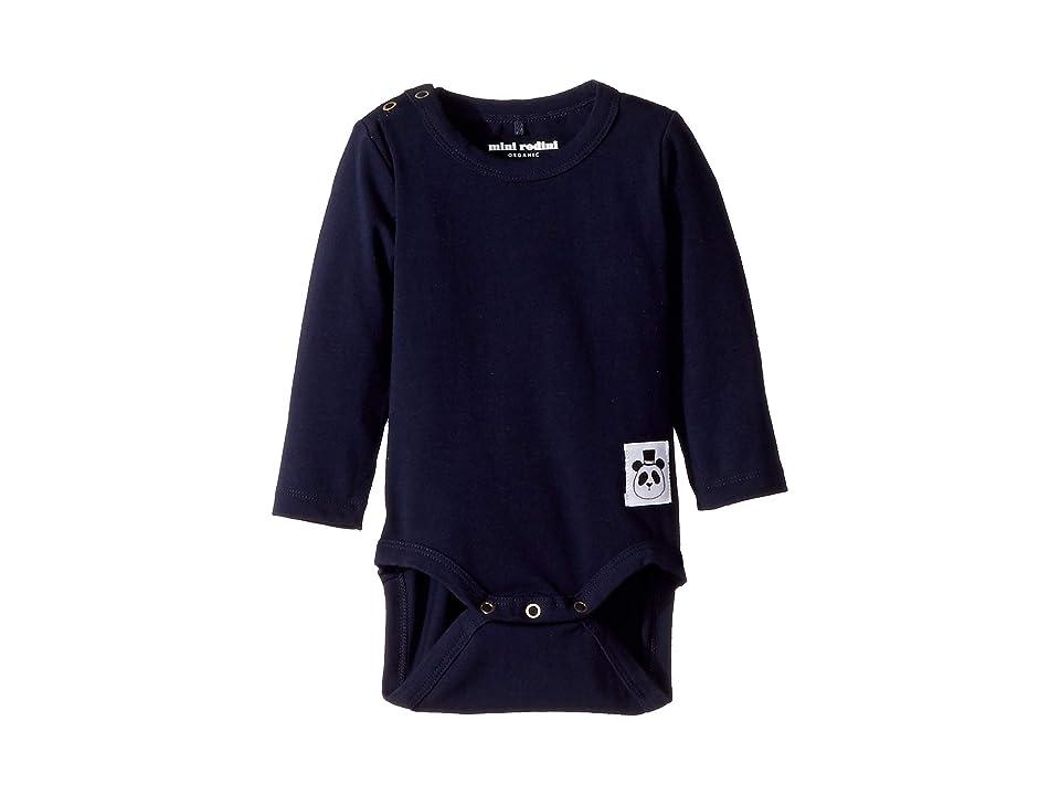 mini rodini - mini rodini Basic Long Sleeve Bodysuit