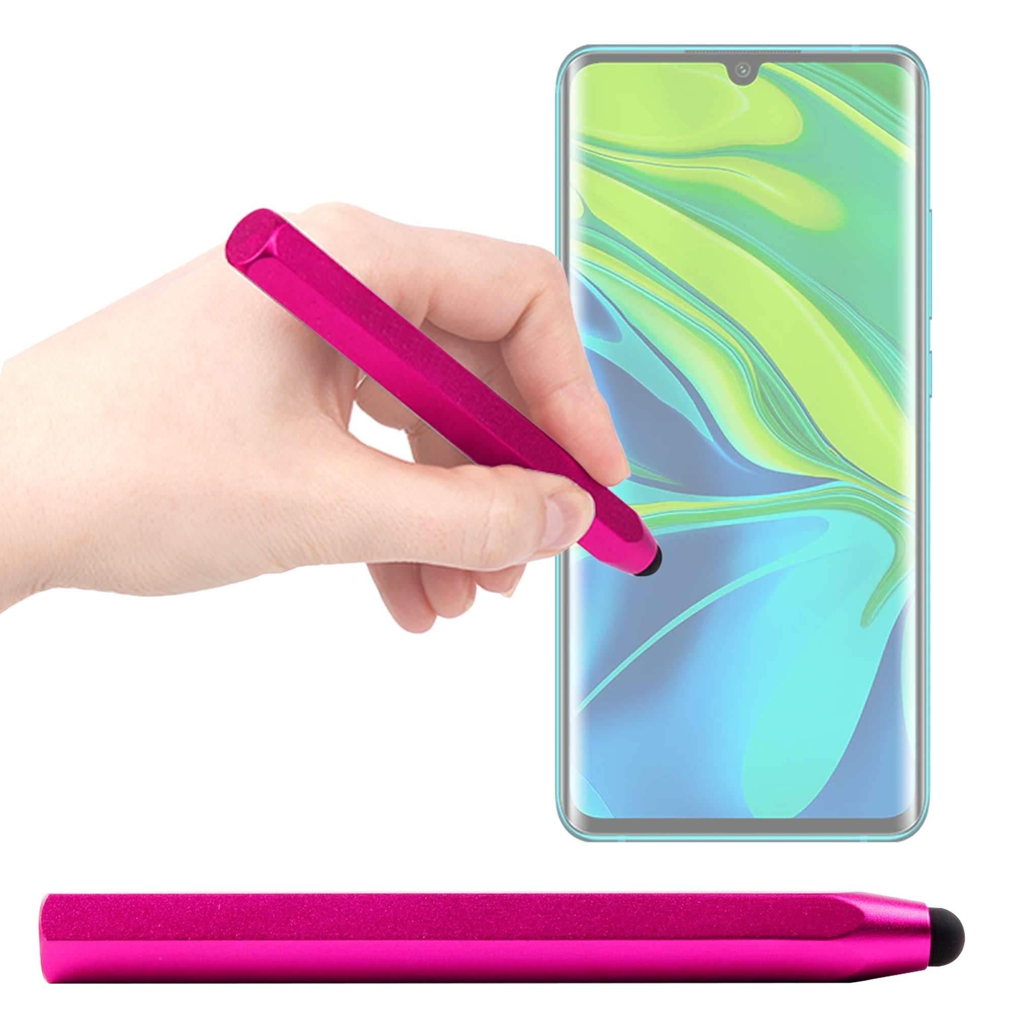 DURAGADGET Lápiz Stylus Rosa Compatible con Smartphone Xiaomi Mi Note 10, Xiaomi Mi Note 10 Pro, Xiaomi Mi 9 Lite, Xiaomi CC9 Pro: Amazon.es: Electrónica