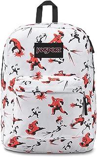 JanSport Incredibles Superbreak Backpack - Incredibles Mr. Incredible