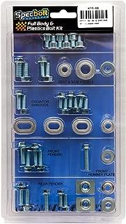 Specbolt Fasteners Full Body & Plastics Yamaha Bolt Kit: YZ250F YZ450F (2006-2009) WR250F WR450F (2007-2013) #66