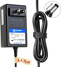 T POWER 12v (6.6 feet) Ac Adapter Charger Compatible with Sony BDP-BX BDP-S Series Blu-ray Disc DVD Player (Adapter PN: AC-M1208UC) Power Supply