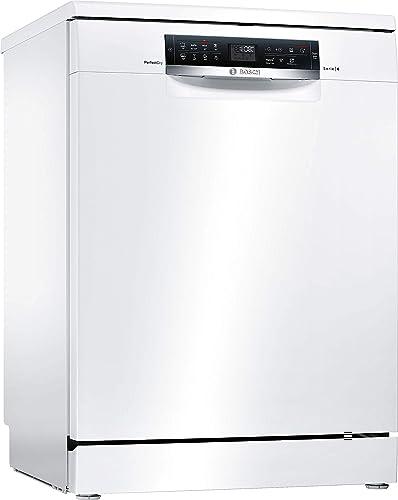 Lave vaisselle Bosch SMS68MW05E - Lave vaisselle 60 cm - Classe A+++ / 40 decibels - 14 couverts - Blanc bandeau : No...