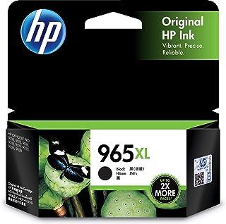 HP 3JA84AA Original Ink Cartridge, 965XL Black