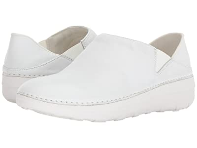 FitFlop Superloafer Leather (Urban White) Women