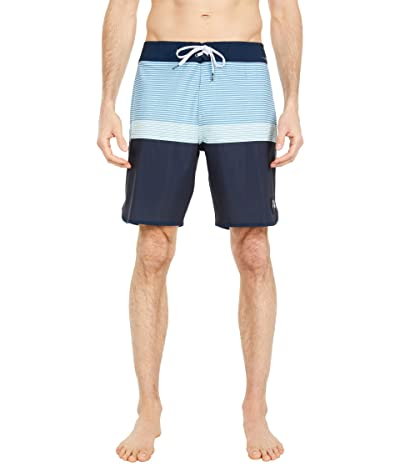 Quiksilver Highline Tijuana 19 Boardshorts (Eggshell Blue) Men