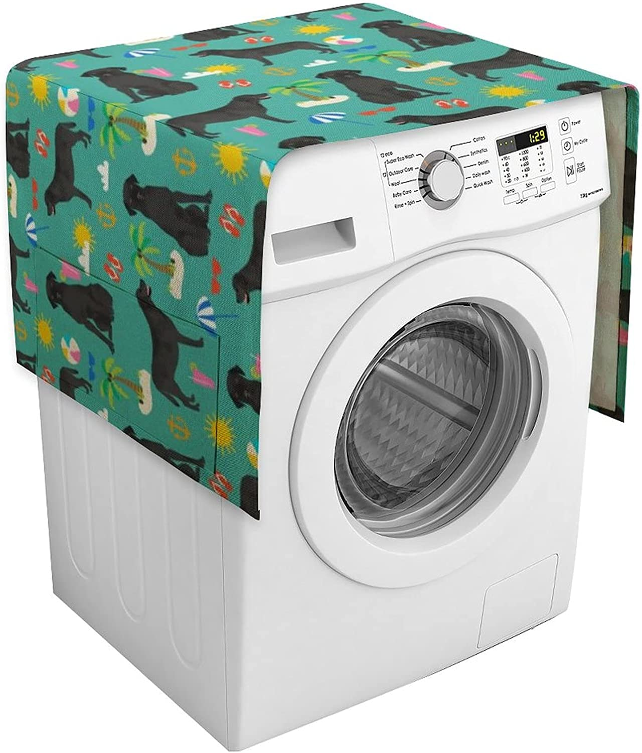 Multi-Purpose Washing Ranking integrated 1st place Machine Covers Protector Limited price sale Appliance Washer