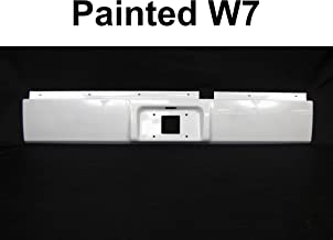 Painted Bright White Rear Steel Roll Pan 2002-2008 Ram 1500/2003-2009 Ram 2500