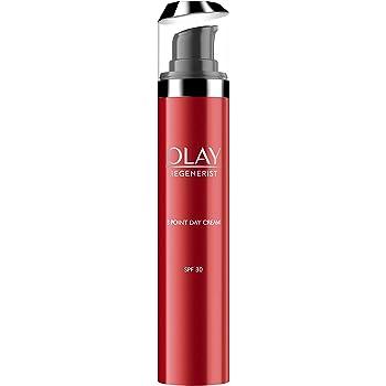 Olay Regenerist crema facial reafirmante intensiva 3 áreas SPF 30 50 ml: Amazon.es: Belleza