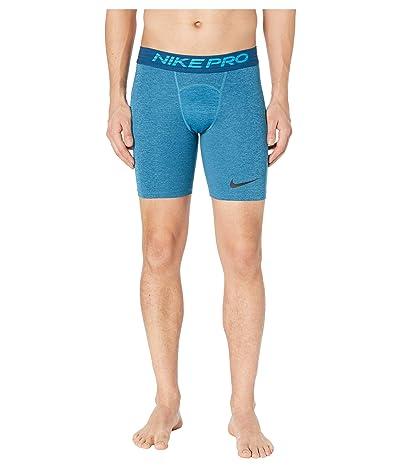 Nike Nike Pro Shorts (Valerian Blue/Laser Blue/Black) Men