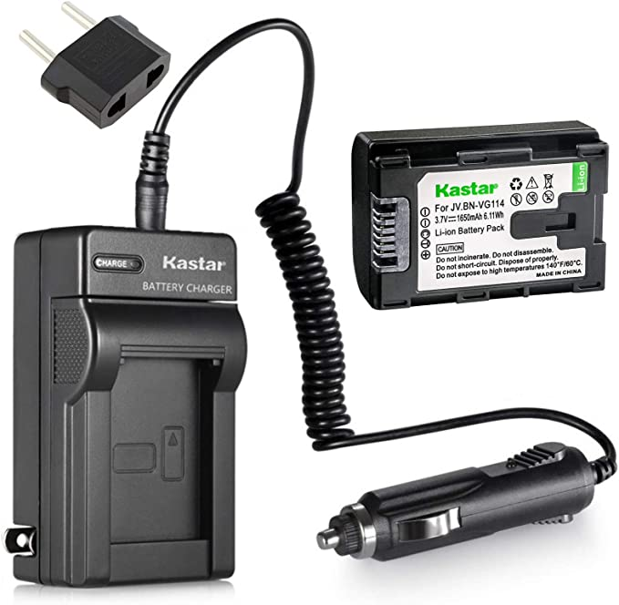 futurepost.co.nz Cameron Sino Rechargeble Battery for JVC GZ-HM30U ...