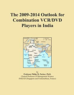 The 2009-2014 Outlook for Combination VCR/DVD Players in India