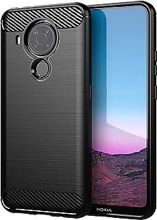 MANGOFISHER Case for Nokia 5.4 Cover,Soft TPU Slim Fashion Anti-Fingerprint Non-Slip Protective Phone Case Cover for Nokia...
