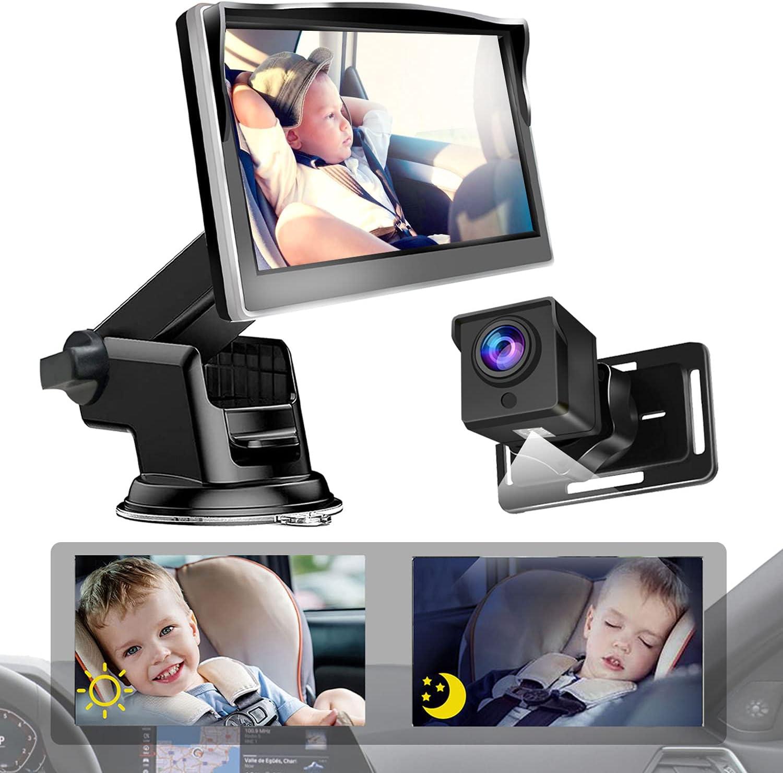 WizPower Baby Car Mirror,5.0